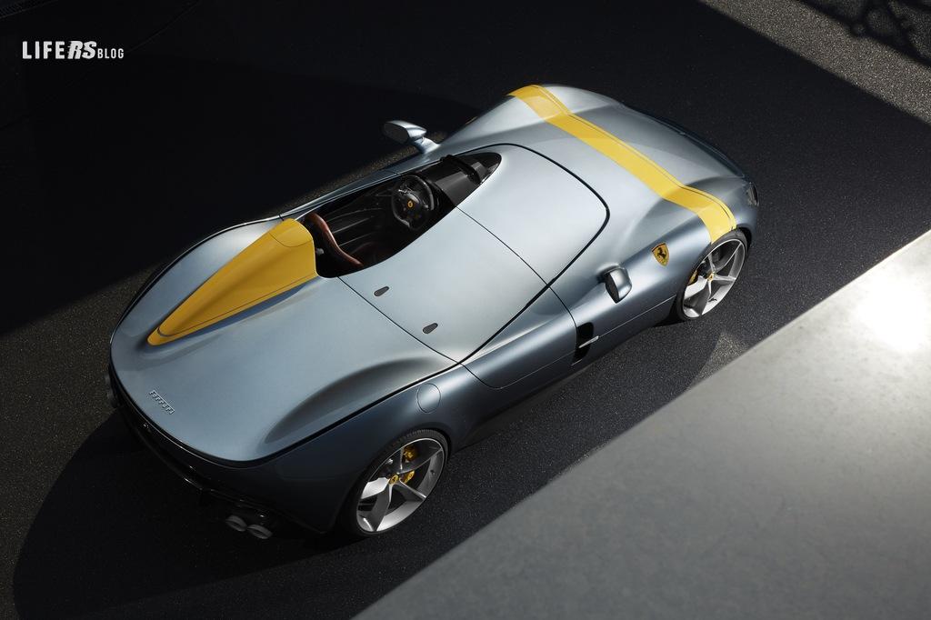 """Monza SP1 e SP2: una serie speciale limitata Ferrari """"Icona"""""""