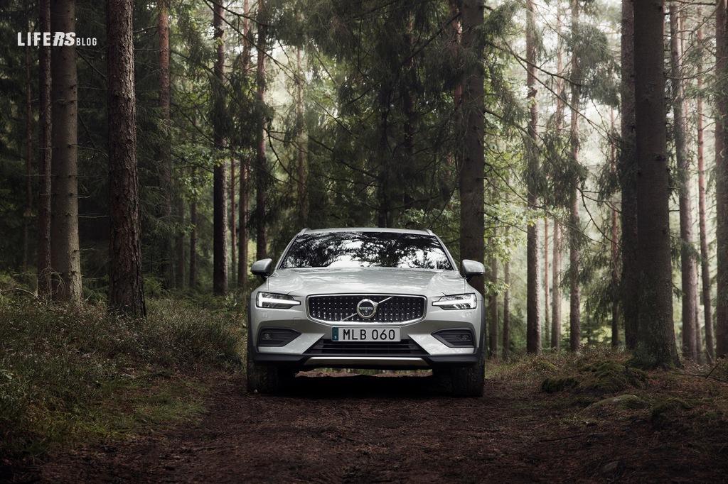 Nuova Volvo V60 Cross Country