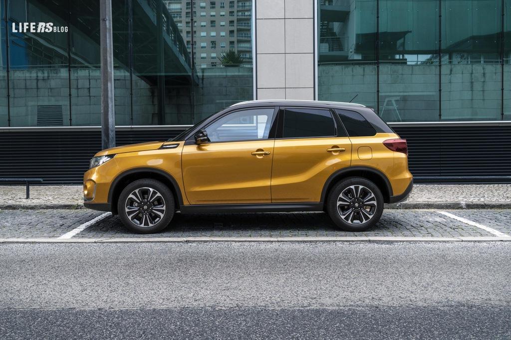 Vitara: stile deciso e raffinato per il SUV compatto Suzuki