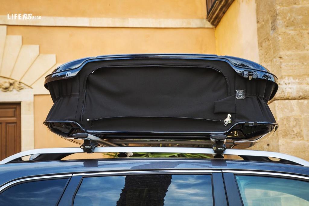 Mopar, più di 70 accessori disponibili in Italia per nuova Jeep® Cherokee