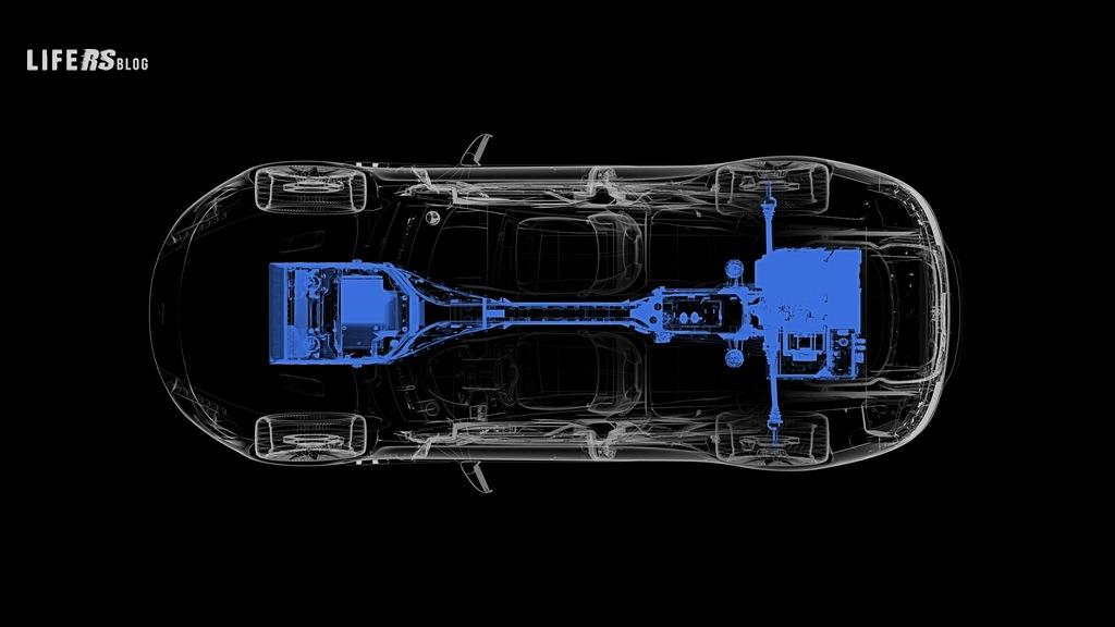 Rapide E: le caratteristiche della prima Aston Martin elettrica