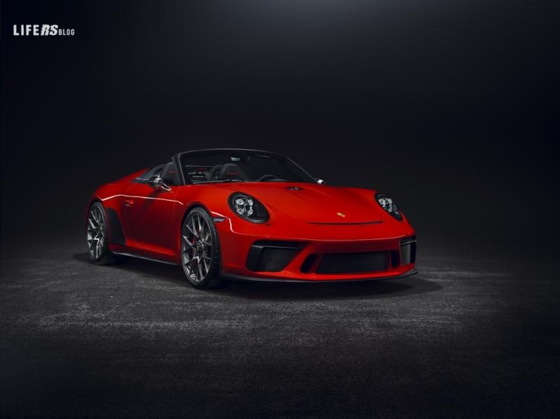 La Porsche 911 Speedster