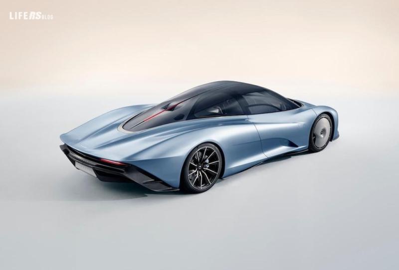 Speedtail McLaren