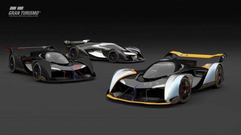 La Ultimate Vision GT by McLaren entrerà in produzione