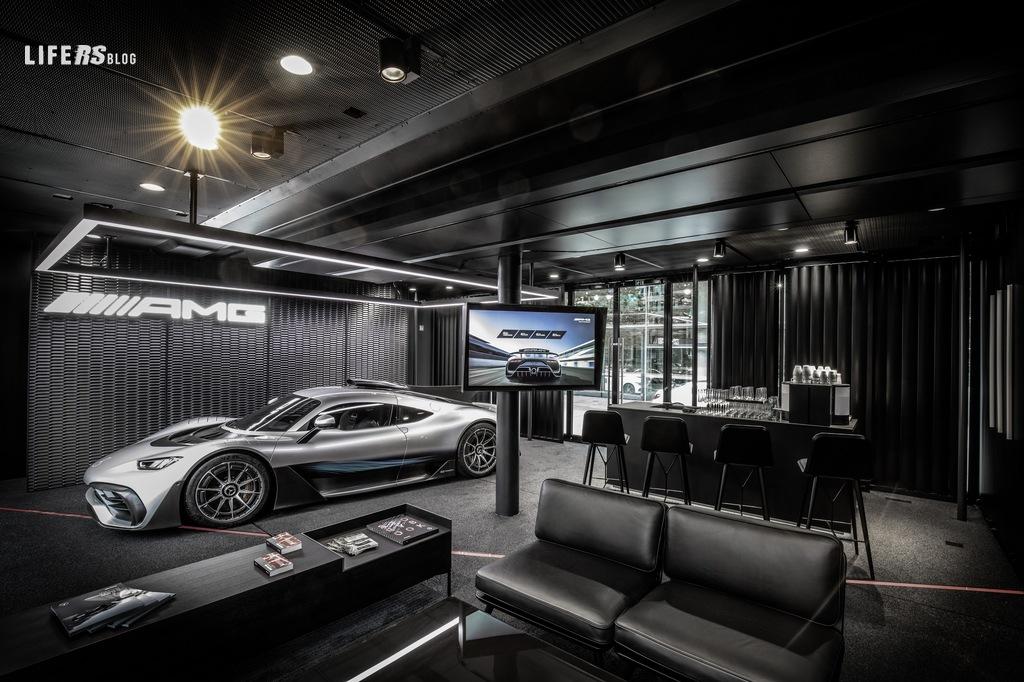 AMG ONE: alta ambizione in campo automobilistico