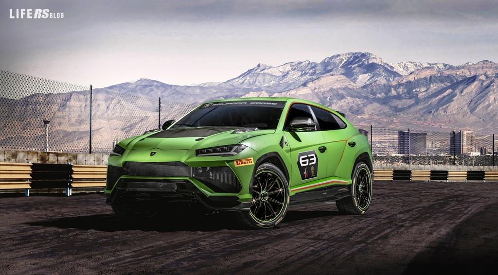 Lamborghini Squadra Corse presenta la SC18 Alston, la prima one-off nella storia del reparto motorsport di Sant'Agata Bolognese e la Urus ST-X Concept.