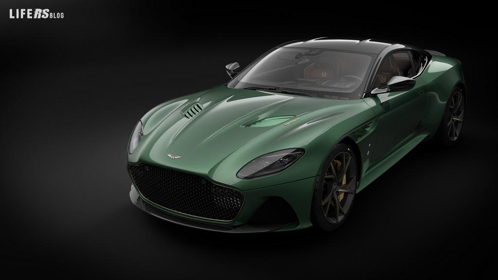 DBS 59, l'Aston Martin che celebra la vittoria alla 24 ore di Le Mans