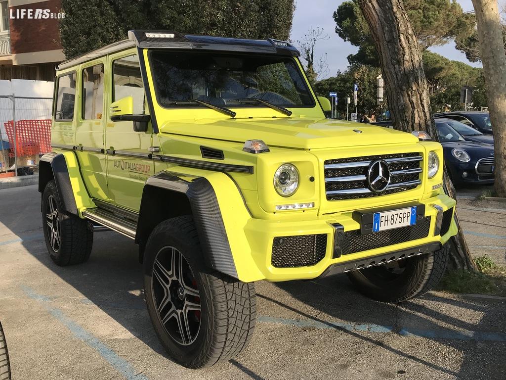 """LiferSPOT con il nostro """"car-spotter"""" Matteo Raffaelli"""