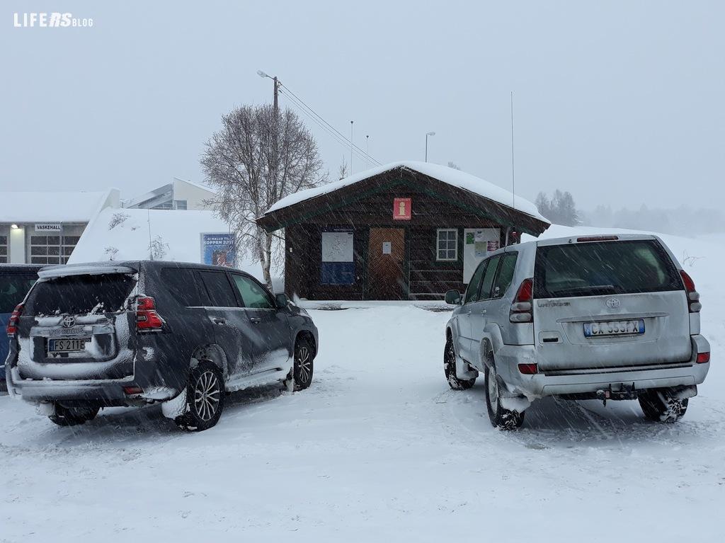 """Nordkapp, """"il viaggio dei viaggi"""""""