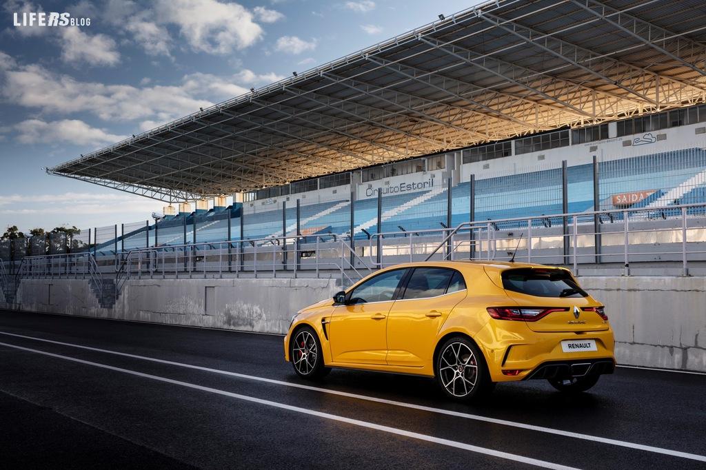 Mégane R.S.Trophy amplia la gamma Renault Sport