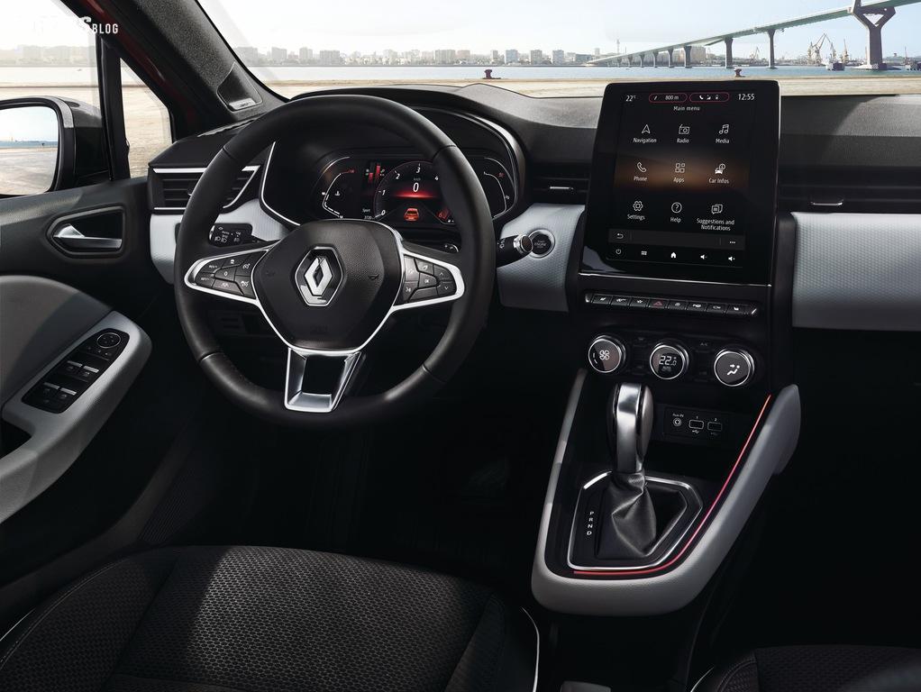 Nuova CLIO, la quinta incarnazione dell'icona Renault