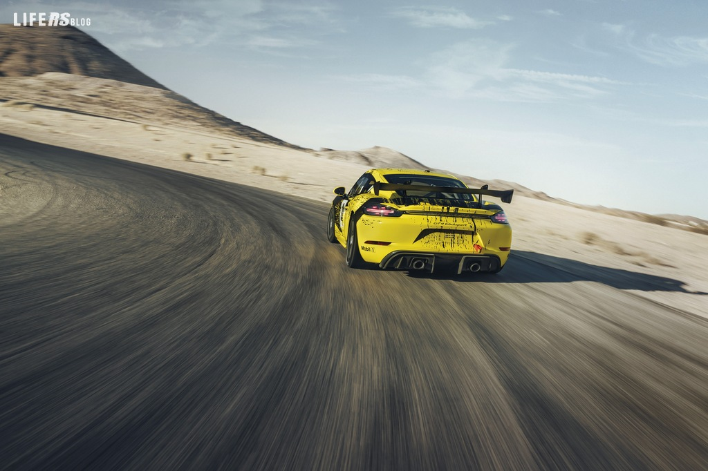 718 Cayman GT4 Clubsport