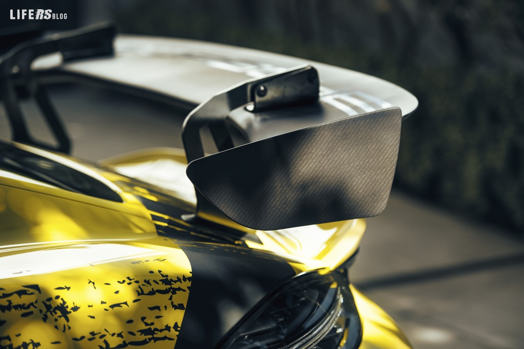 718 Cayman GT4 Clubsport