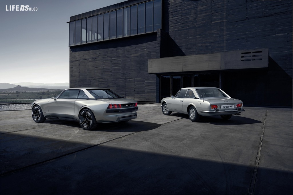 e-Legend: Peugeot FATELA!