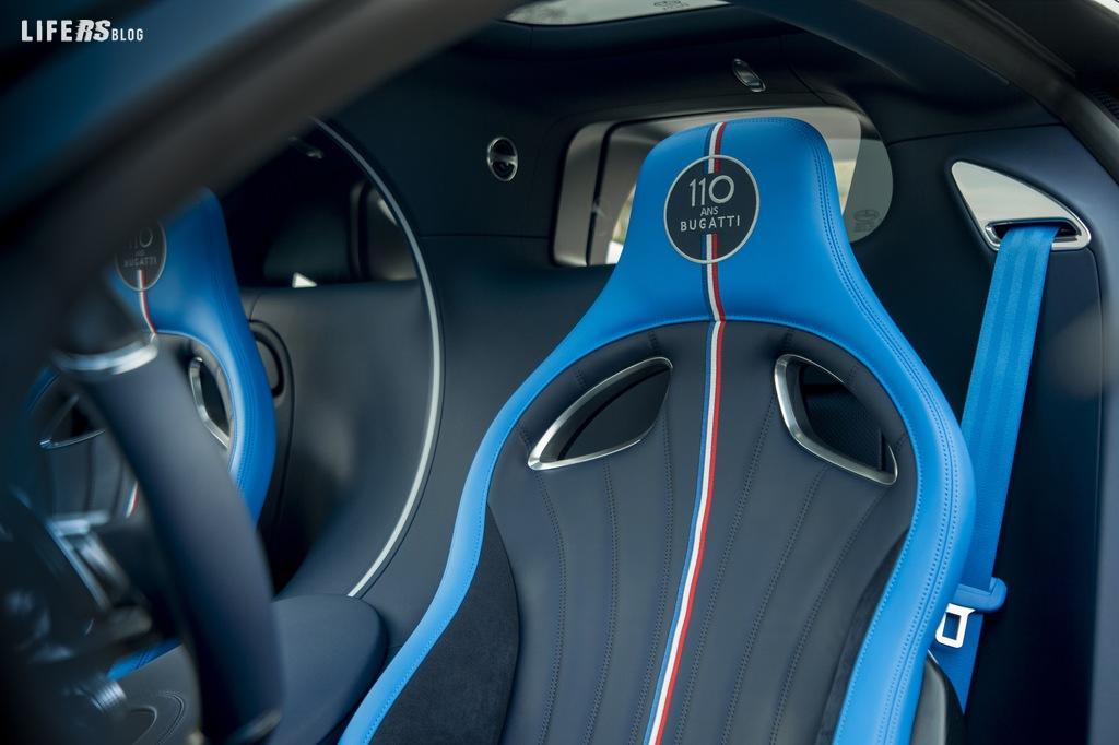"""110 Ans Bugatti, la Chiron Sport """"special edition"""""""