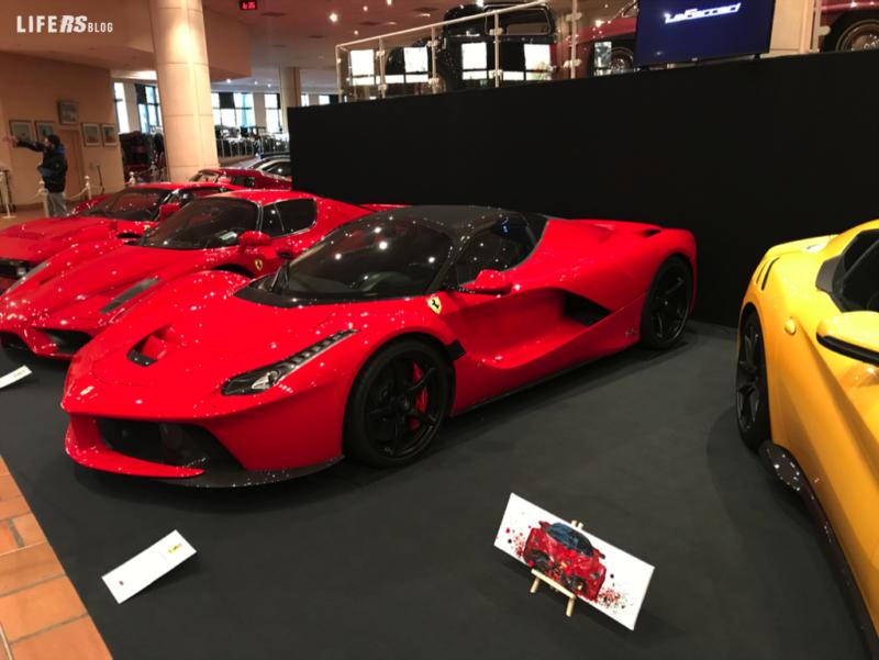 Montecarlo: 50 Ferrari da sogno!