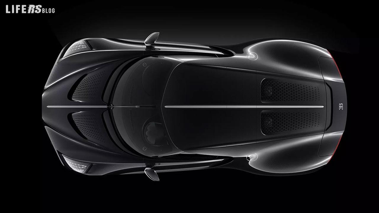 Bugatti: la Voiture Noire!