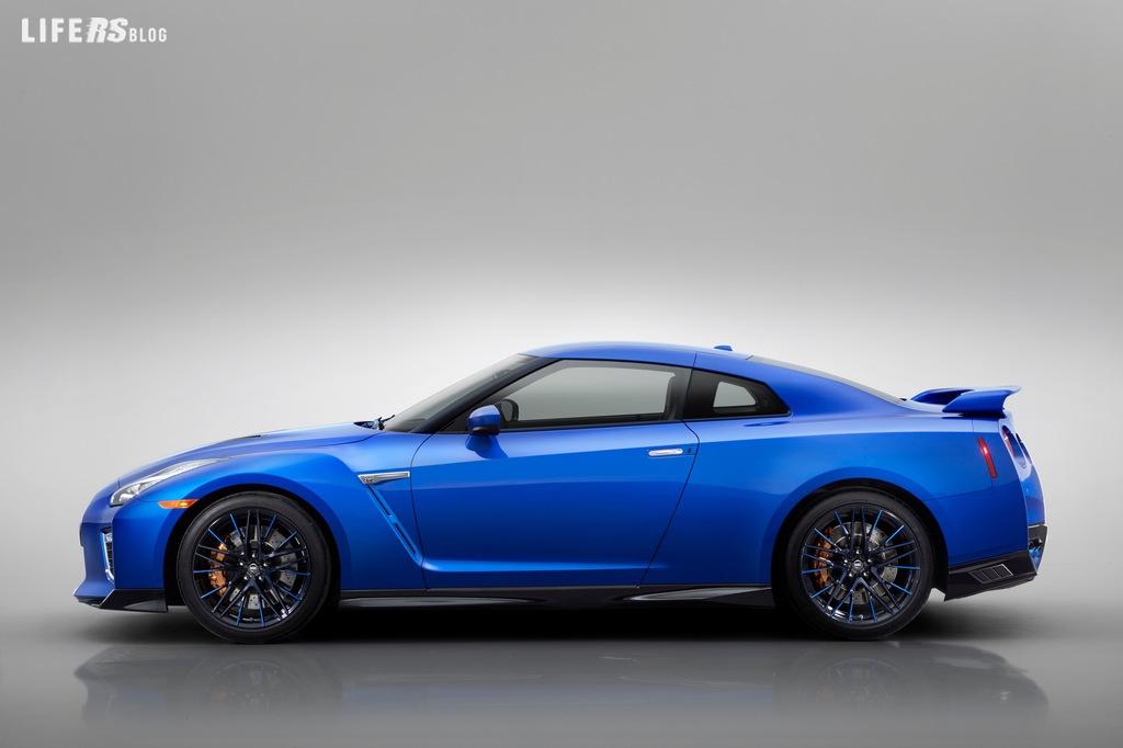 50th Anniversary Edition, arriva la nuova Nissan GT-R