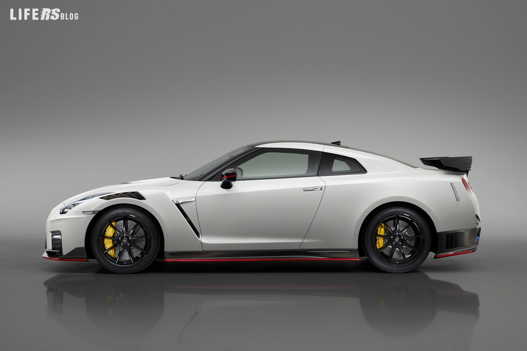 GT-R 2020 Track Edition e Nismo