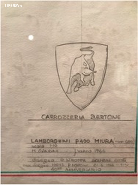 Gandini, tra i più significativi car-designer e progettisti del XX secolo