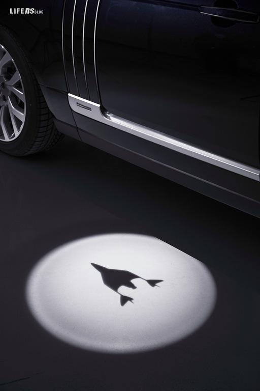 Astronaut, la Range Rover che celebra la partnership con Virgin Galactic