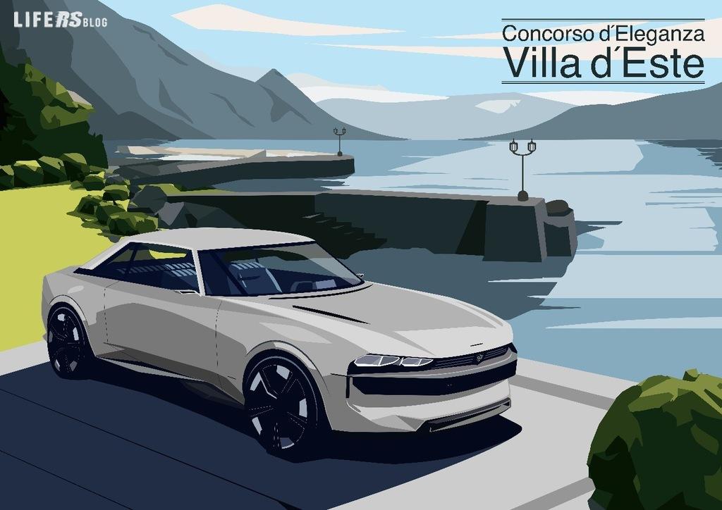 Peugeot E-Legend Concept: UNBORING THE FUTURE