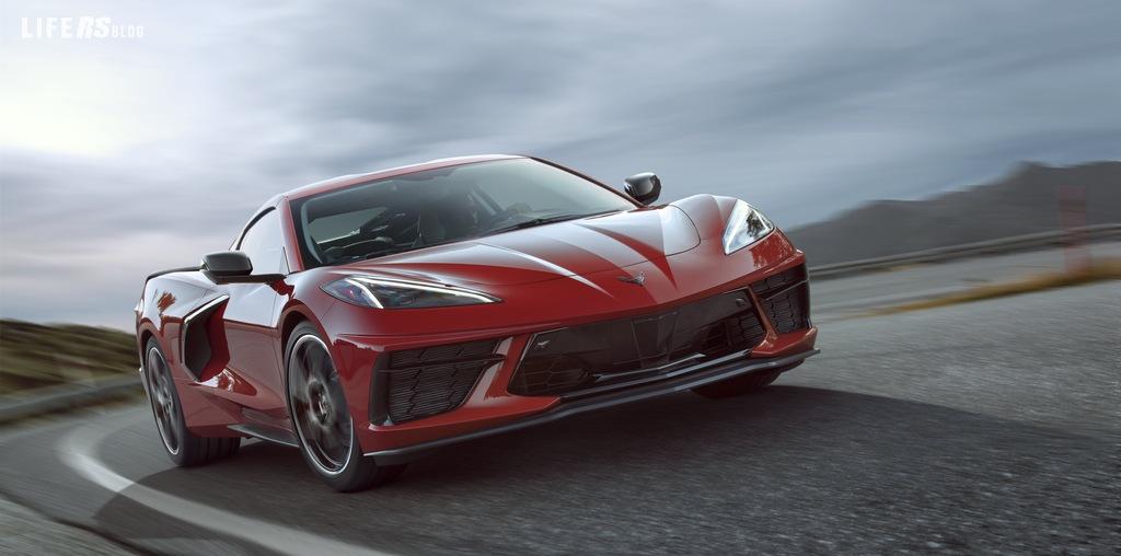Chevrolet C8 Corvette, sempre più un'auto sportiva di lusso!