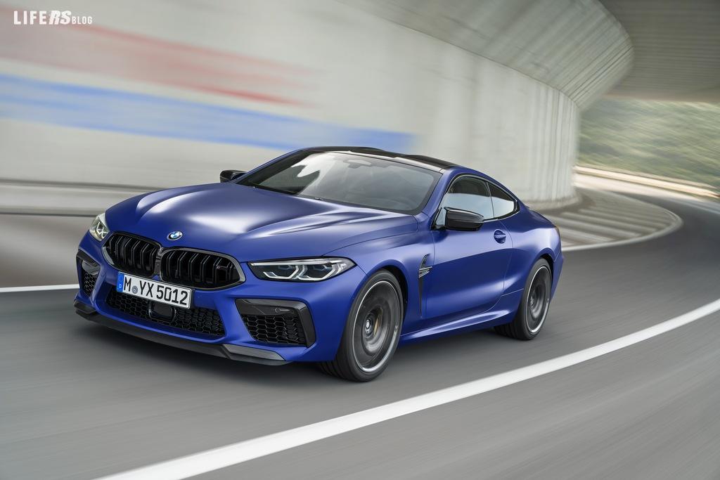 M8 Coupè e M8 Convertible BMW