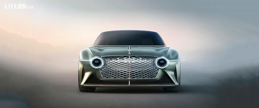 EXP 100 GT Bentley celebra i 100 anni del marchio