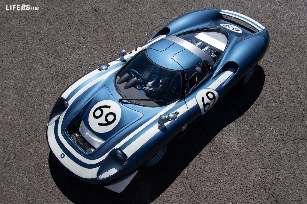 Ecurie Ecosse LM 69