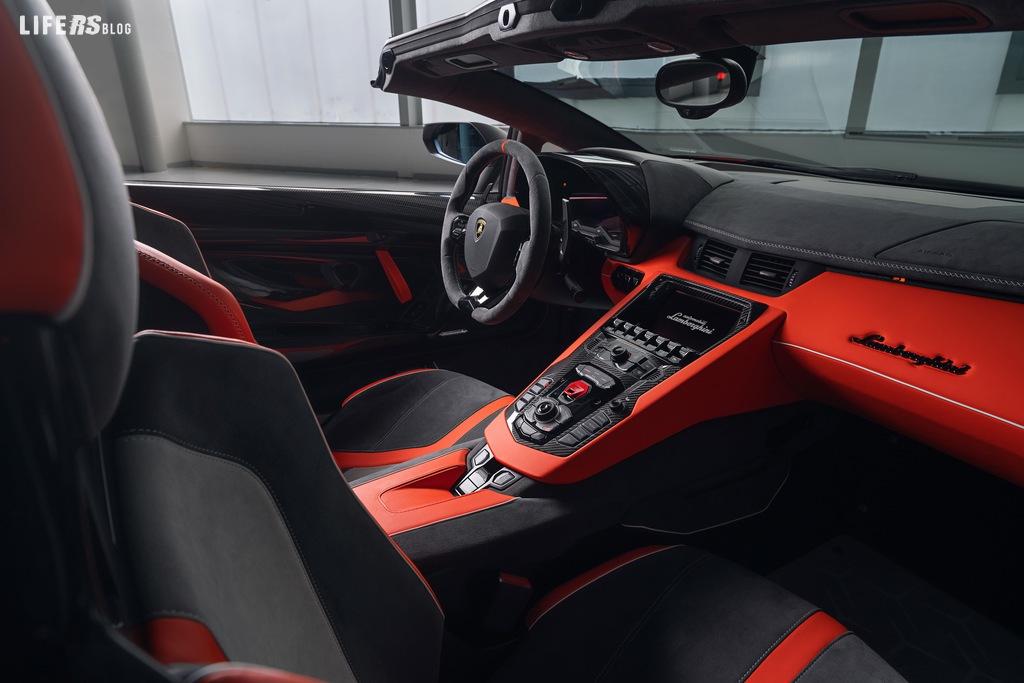 SVJ 63 Roadster e EVO GT Celebration