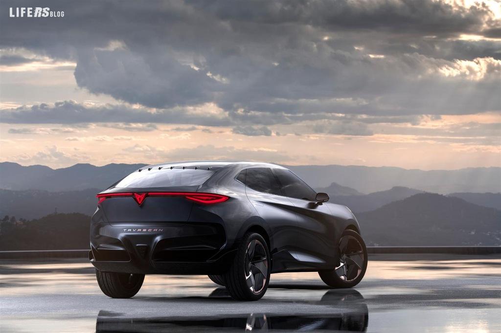 Tavascan Concept: CUPRA e le prestazioni elettrificate