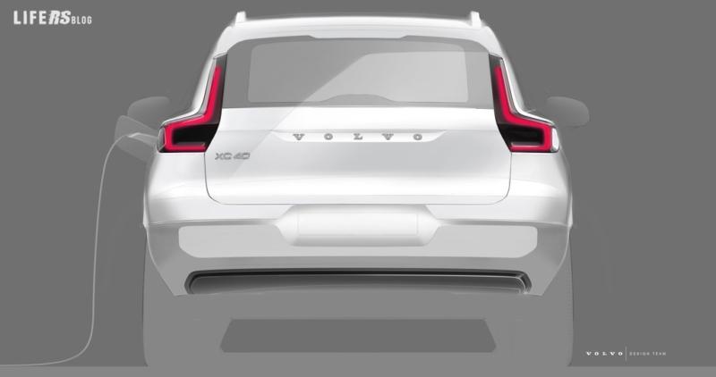 XC40 a batterie: la Volvo che fa di più con meno