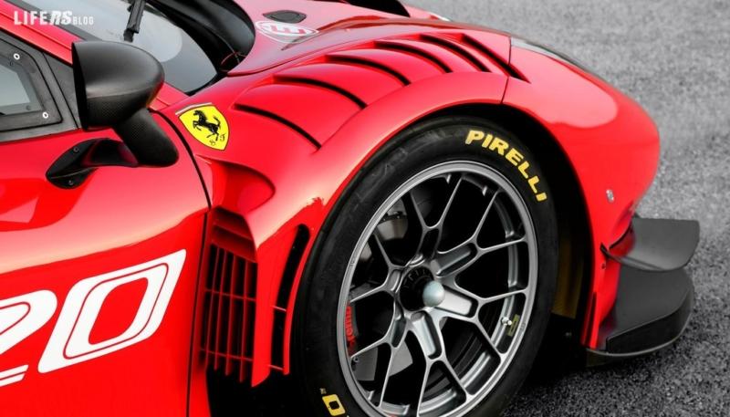 488 GT3 Challenge e GT3 Evo, kit di aggiornamento Ferrari