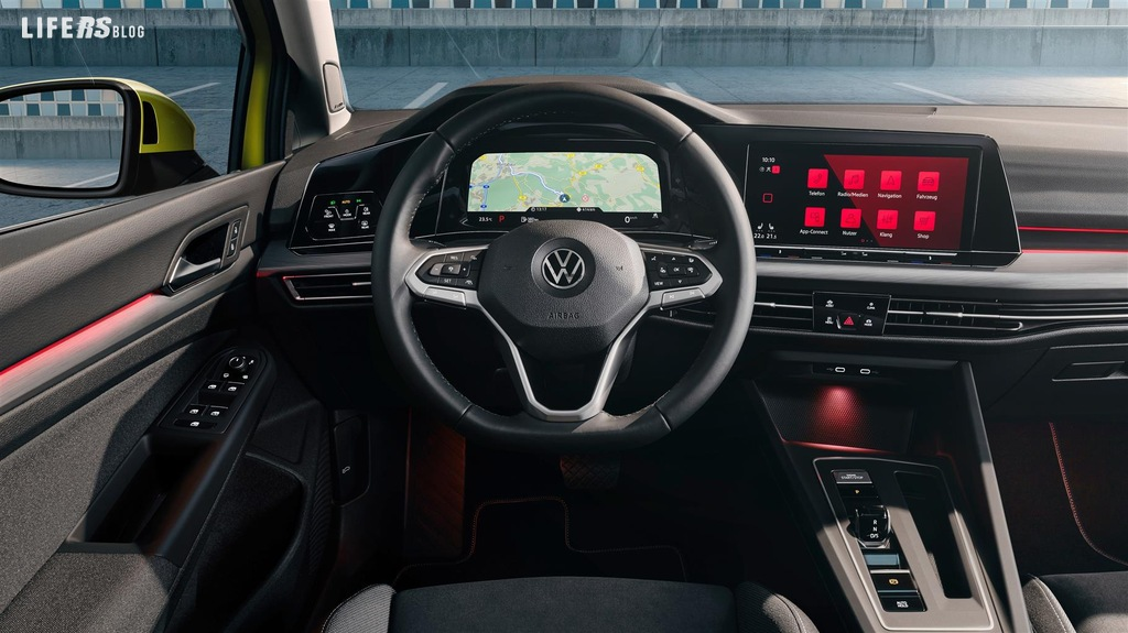 Volkswagen Golf: arriva la numero 8!