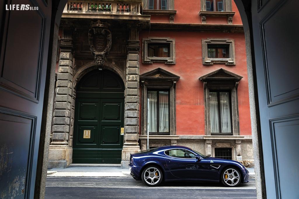 Asta di Wannenes a Milano AutoClassica, una 8C esclusiva
