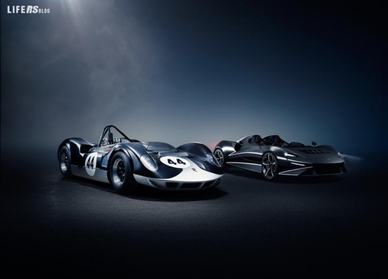 La McLaren presenta la sua versione della barchetta, la ELVA. Costruita in soli 399 esemplari, è l'ultimo tassello della Ultimate Series,