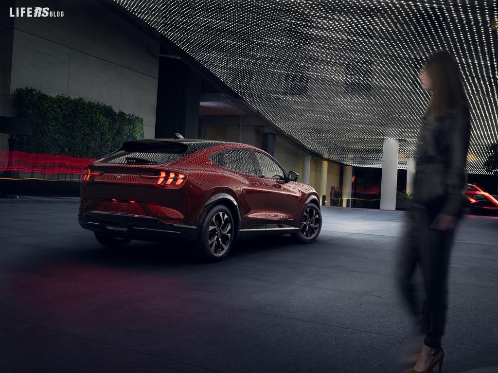 Mach-E un SUV, con il cuore di Mustang