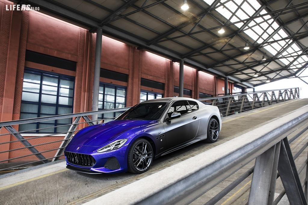 Zéda, la GranTurismo che anticipa la nuova era Maserati
