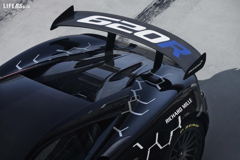 620R, la gamma McLaren Sport Series va ad ampliarsi