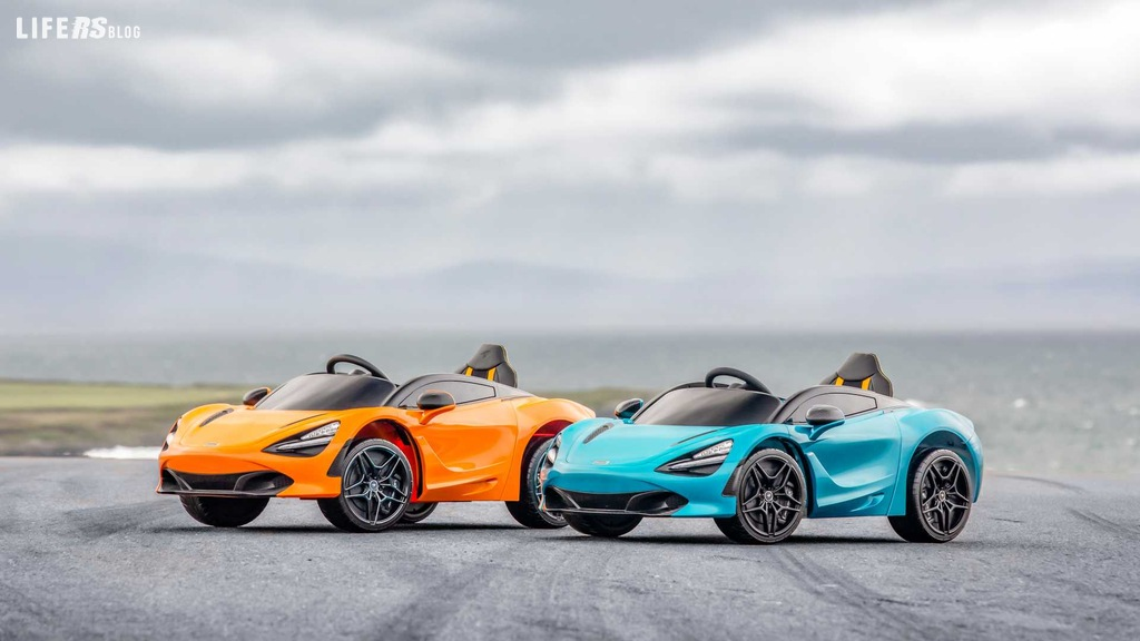 Ride-On 720S sarà disponibile per i giovani fans di McLaren