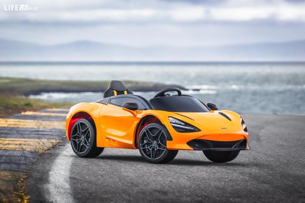 Ride-On 720S sarà disponibile per i giovani fans di McLaren