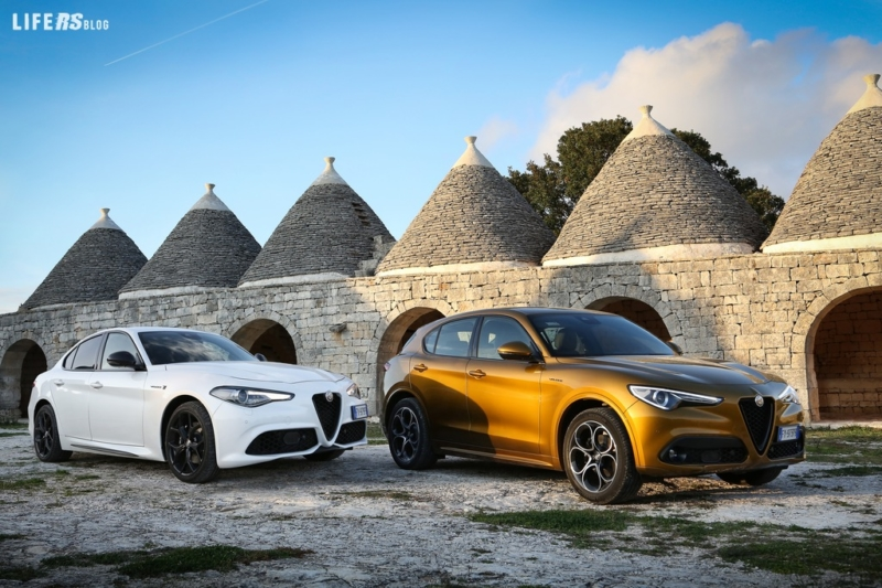 Giulia e Stelvio: tre weekend per scoprire le Nuove Alfa Romeo