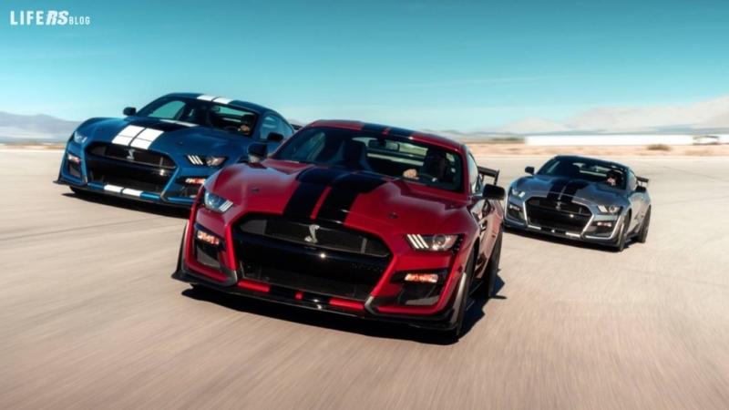 GT500, la Shelby estrema della Mustang
