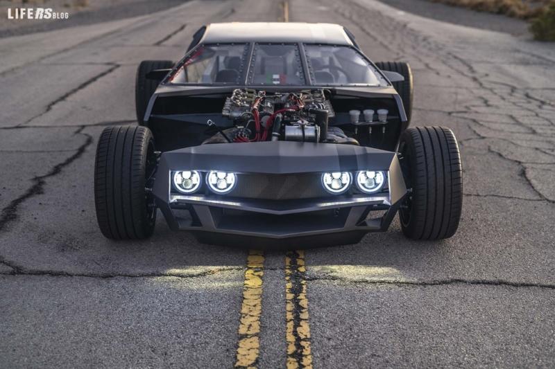 Hot rod Lamborghini Espada, dal 1968 al 2018