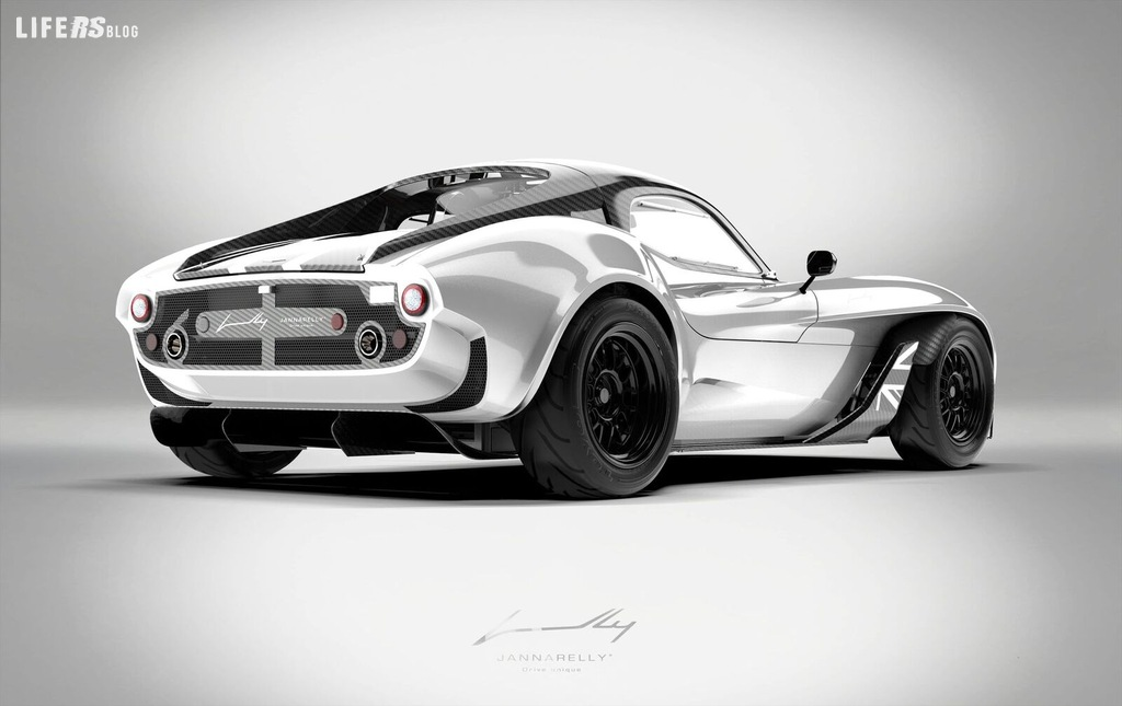 Design-1 UK Edition, Jannarelly arriva nel Regno Unito