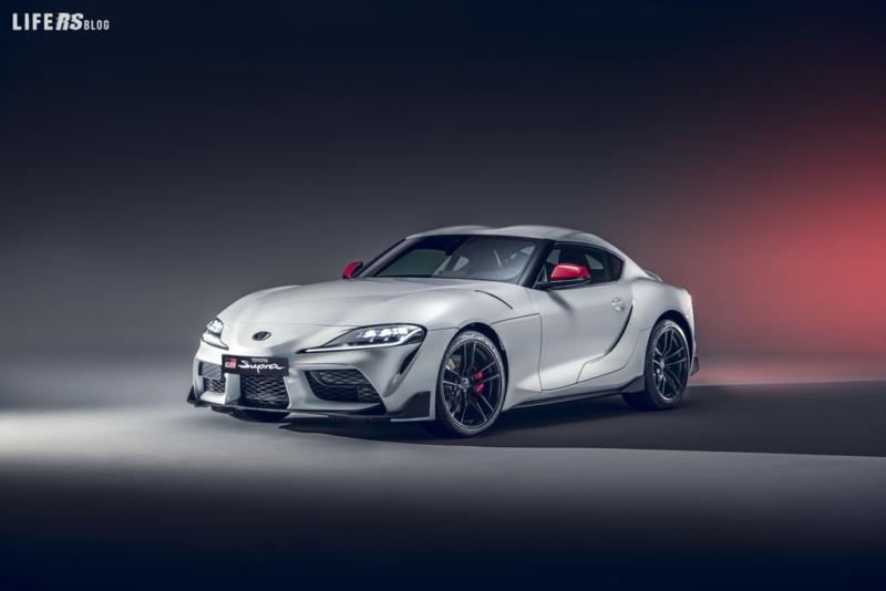 Toyota GR Supra disponibile con il motore turbo da 2.0 litri