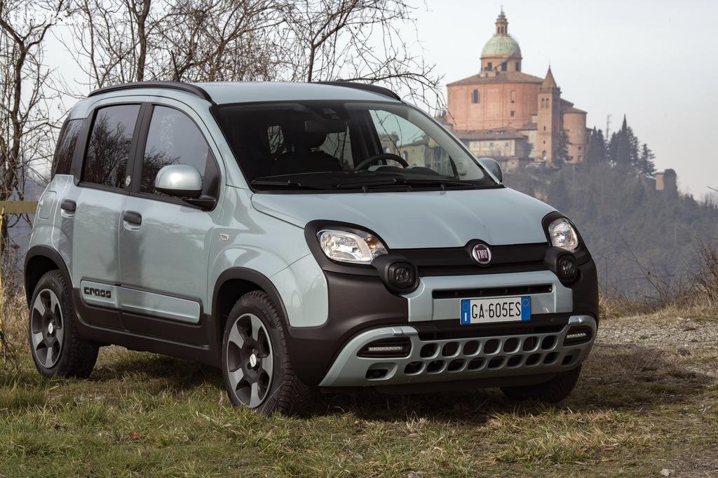 Hybrid Fiat 500 e Fiat Panda, l'ibrido secondo Fiat