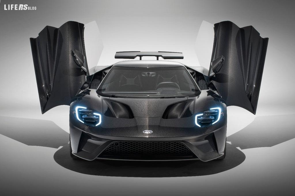 Liquid Carbon Edition e Le Mans: le Ford GT limitate