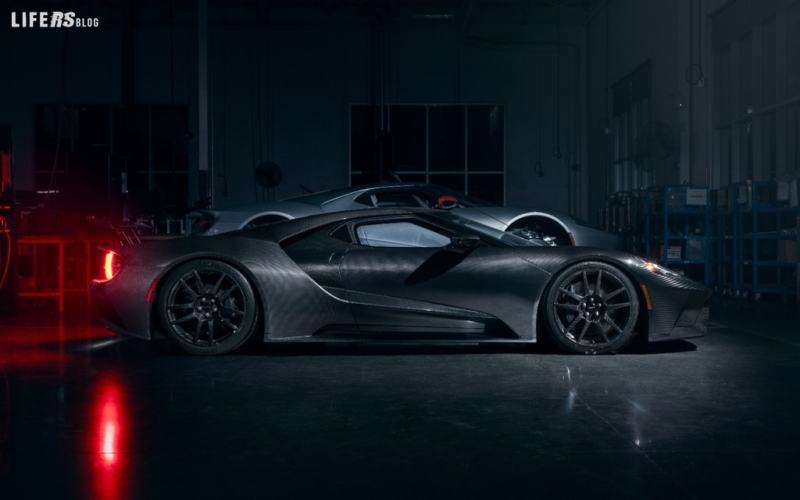 Liquid Carbon Edition e Le Mans: le Ford GT limitate
